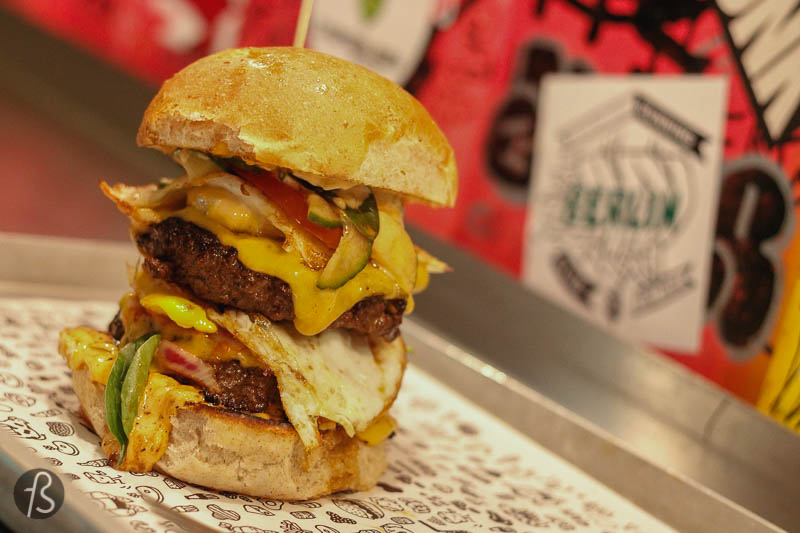 Angry Chicken: Korean inspired burgers in Kreuzberg
