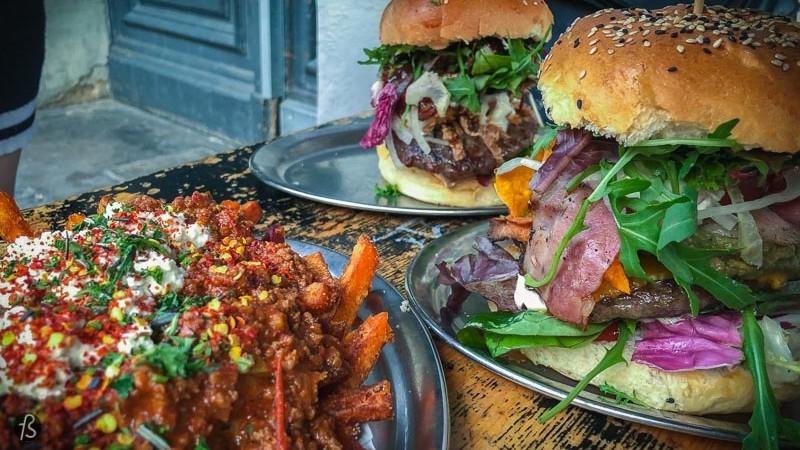 Berlin Burger International Huge Messy Burgers In Neukolln Via Fotostrasse
