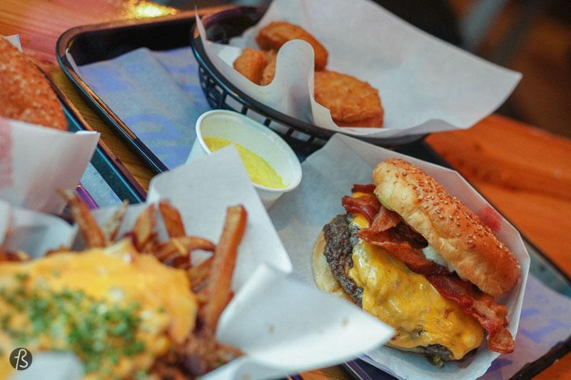 Windburger: fancy fast food in Kreuzberg