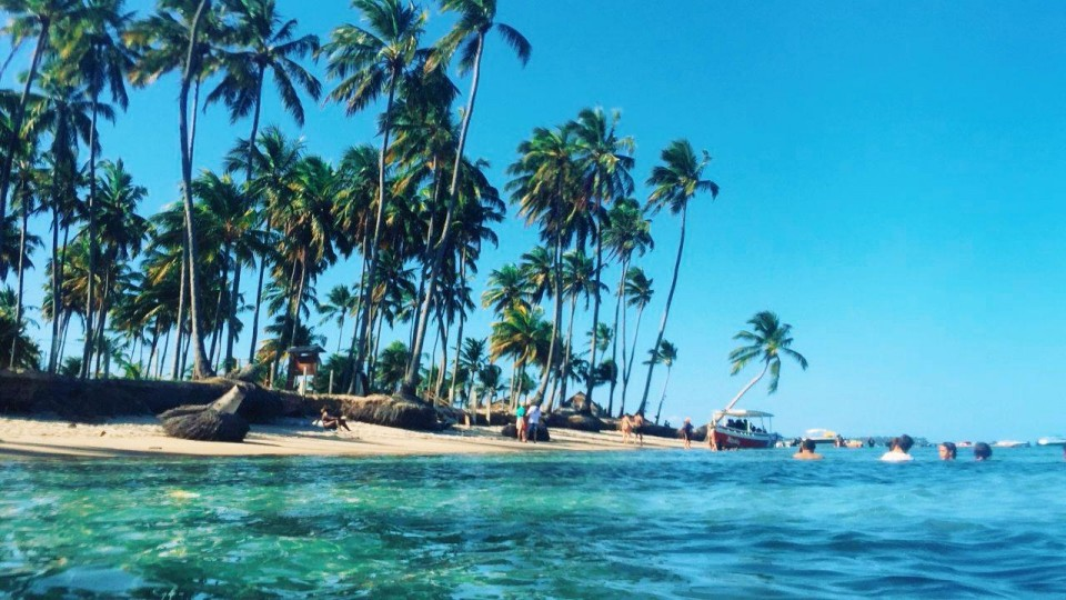 Praia dos Carneiros, Brazil's most beautiful beach
