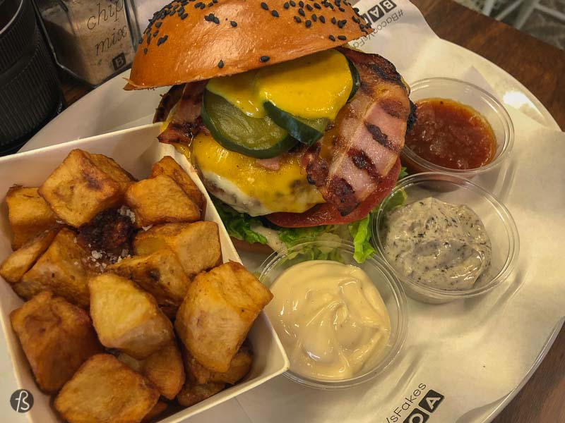 Bacoa Burger: Fantastic burgers in Barcelona
