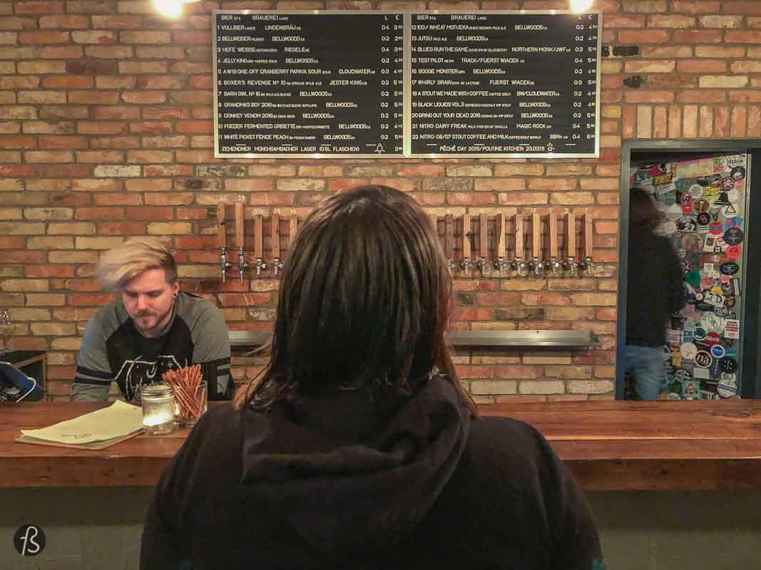 Muted Horn: One of the Best Craft Beer Bars in Neukölln
