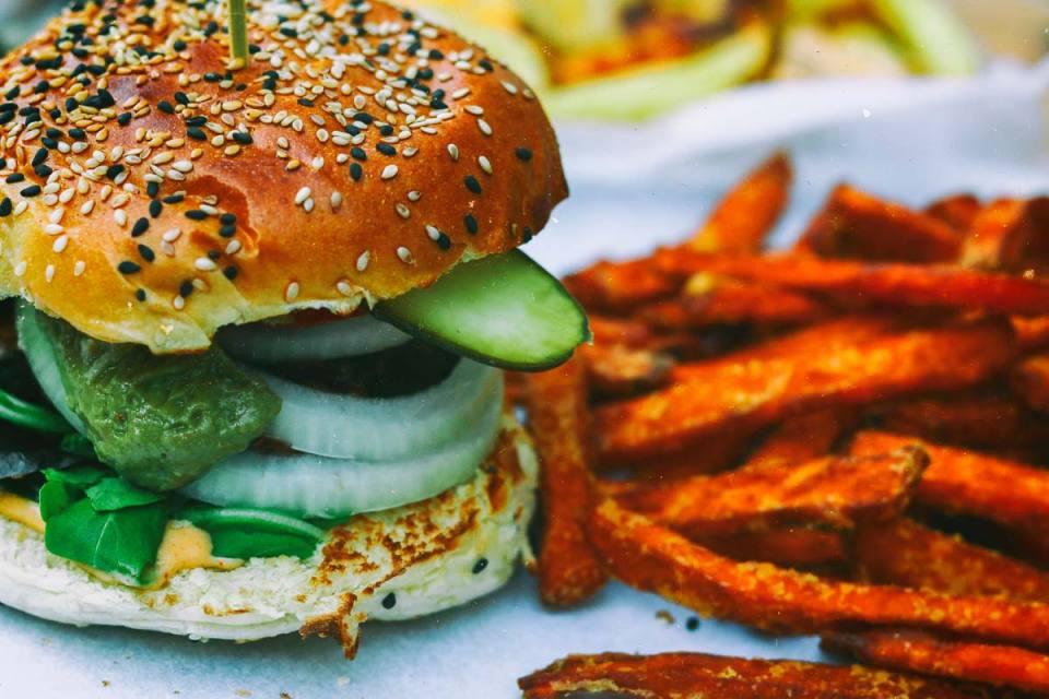 Hamburger Heaven: deliciousness in Kreuzberg