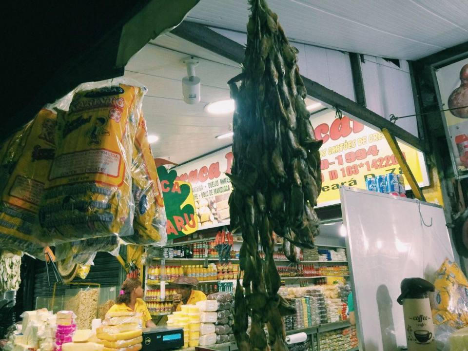 food on FEIRA DE SAO CRISTOVAO