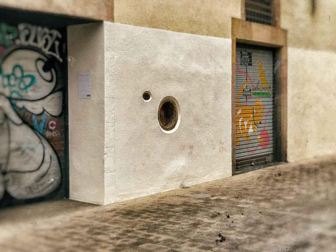 Barcelona's Baby Drop-off in El Raval