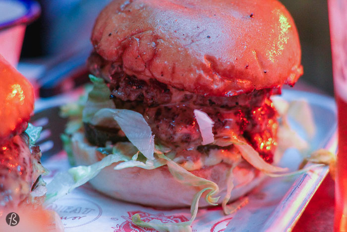 MeatLiquor King's Cross: phenomenal burgers in London via @fotostrasse