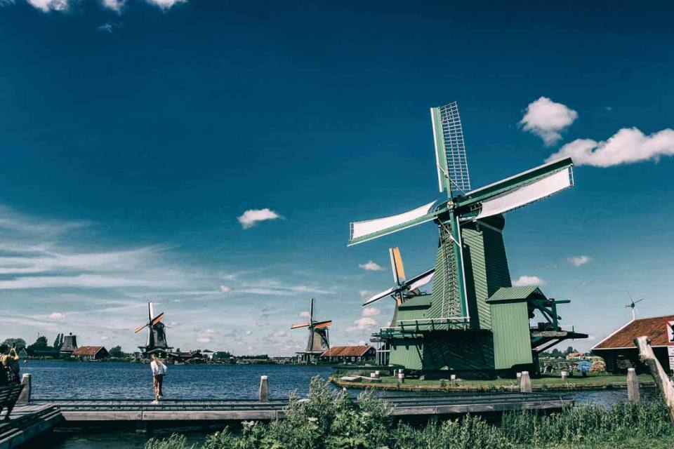Our top 5 things to do in Zaandam