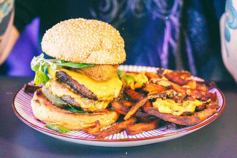 The 8 Burger: just another one in Neukölln