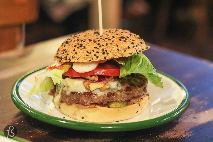 The Best Burger in Friedrichshain