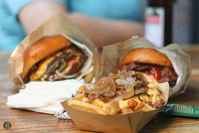 Burgermeister: Huge Queues in Schlesisches Tor