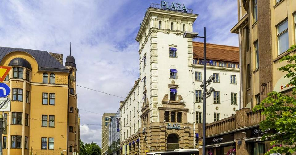 Best option for Helsinki: Radisson Blu Plaza