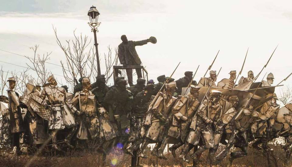 Budapest's Memento Park