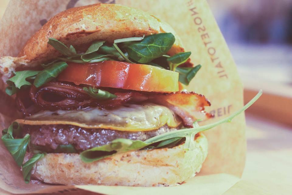 Kumpel & Keule: simply amazing burgers in Kreuzberg