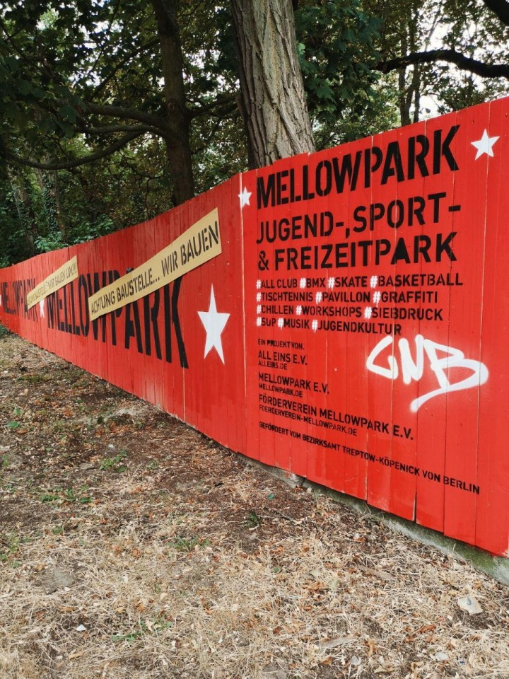 Mellowpark, Europe's largest BMX park is still a hidden gem
