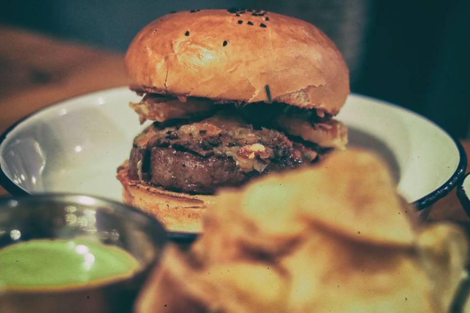 Fat Bob Burger: delicious burgers in Poznan