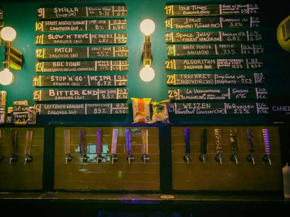 Protokoll brings Russian Craft Beers to Berlin