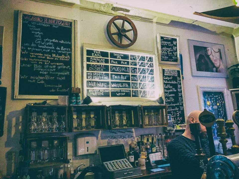 Vagabund Brauerei – American Craft Beer in Berlin-Wedding