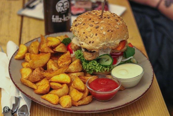 Loveburger: Vegan burgers in Neukölln