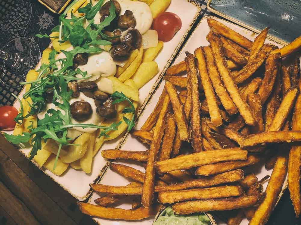 Peter Pane: German Fast Food at Friedrichstrasse