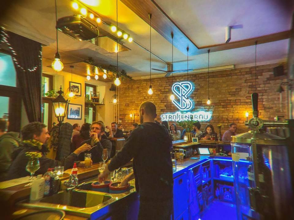 Strassenbräu: A Friedrichshain brewery with experimentation on the Menu