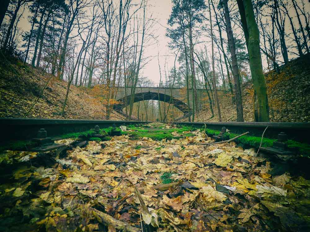 Exploring the Friedhofsbahn: The Old Wannsee – Stahnsdorf Railway Line