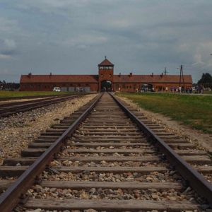 Auschwitz-Birkenau: When @fotostrasse visited a symbol of the...