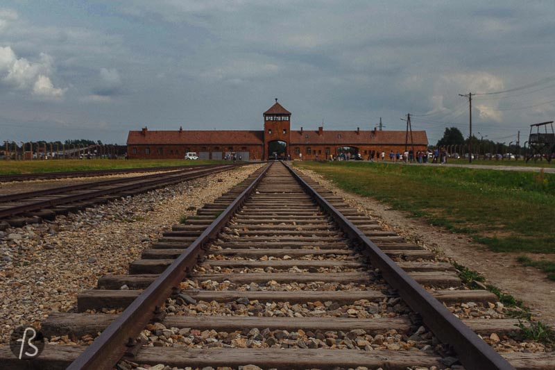 Our Visit to Auschwitz-Birkenau