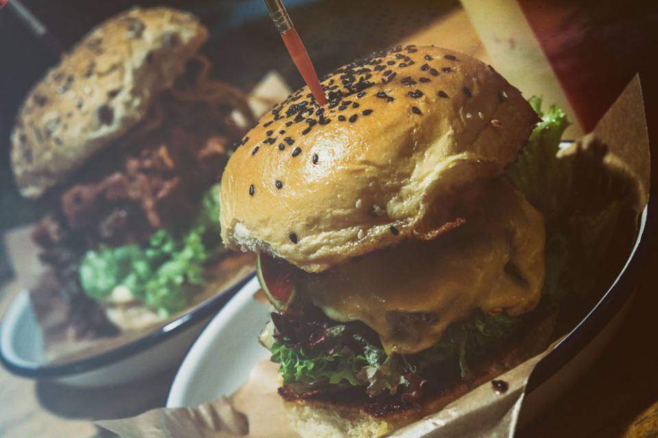Vincent Burger: Juicy Burgers in Charlottenburg