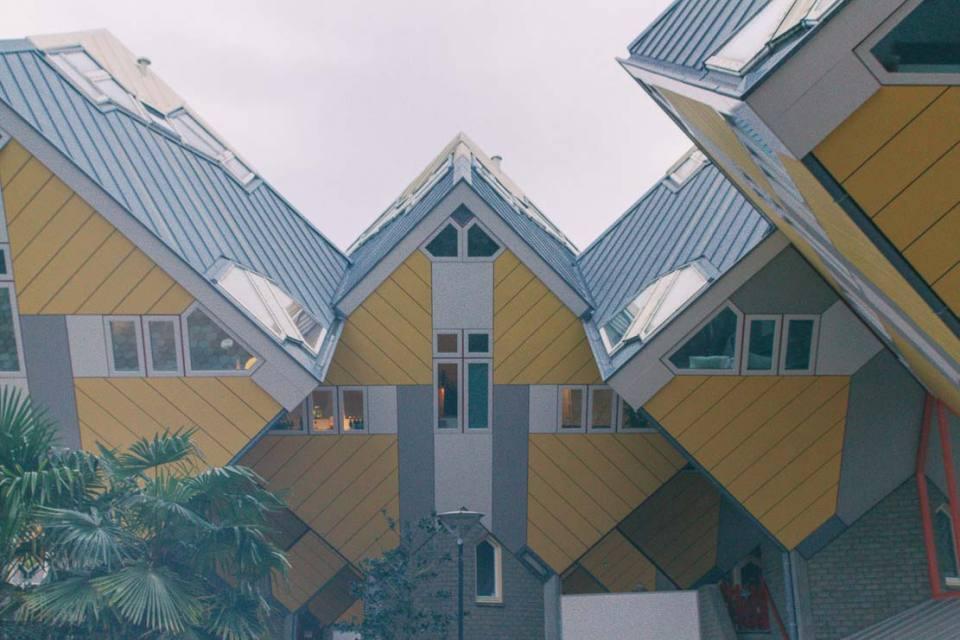 Cube House of Rotterdam