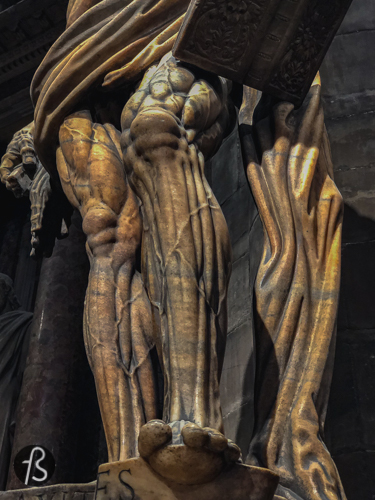 There is one particular sculpture that caught my attention when I visited the Duomo di Milano for the first time. The piece is called St Bartholomew Flayed, and it was created by Marco d'Agrate back in 1562. And that skinless statue is so unusual that I had to research it and write this article with everything I know now about it.