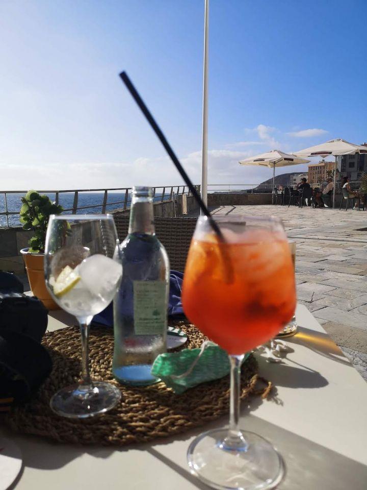 Aperol Spritz in Gran Canaria