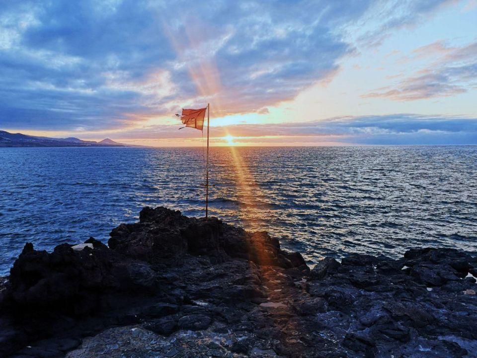sunset from Amigo Camilo