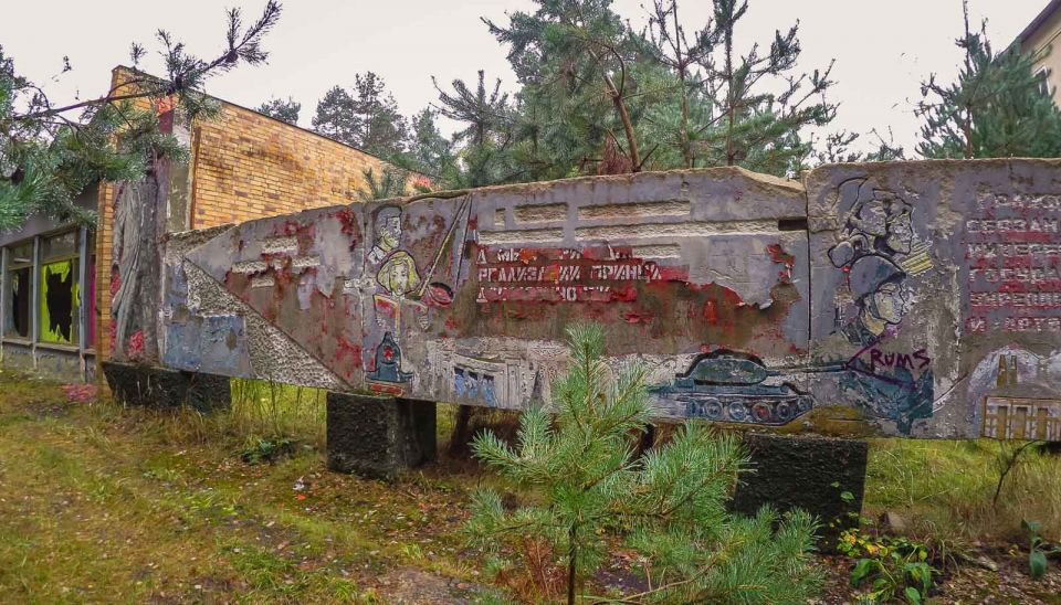 Vogelsang used to be more than just a Soviet military base. This place used to be a city filled with secrets and soldiers, but today it lays empty in Brandenburg while it rots away in the middle of a forest.