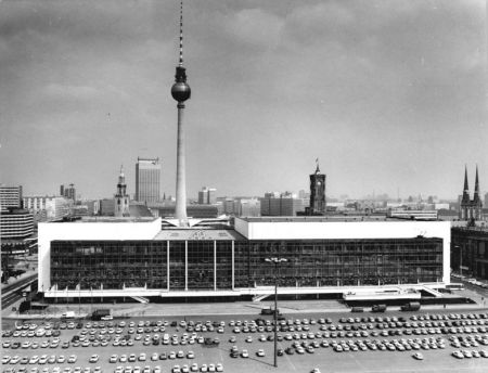 Berlin, Palast der Republik