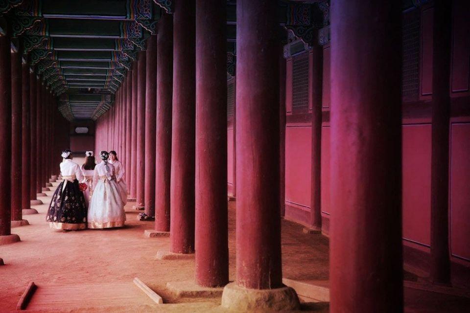 Gyeongbokgung, the Royal Palace of Seoul