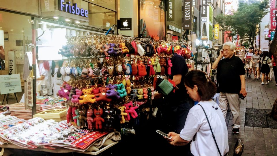 shopping guide in Myeongdong