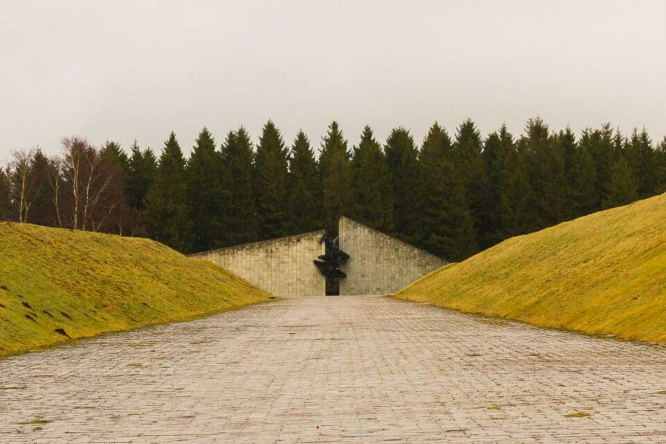 A Visit to the Maarjamäe Memorial Complex in Tallinn