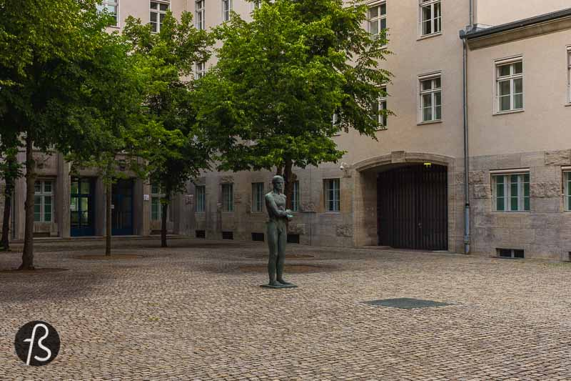 The courtyard where Claus von Stauffenberg and his fellow conspirators were executed now houses the Memorial to the German Resistance. It was opened in 1980, and its intention is to commemorate those members of the German Army who tried to assassinate Adolf Hitler in July 1944.
