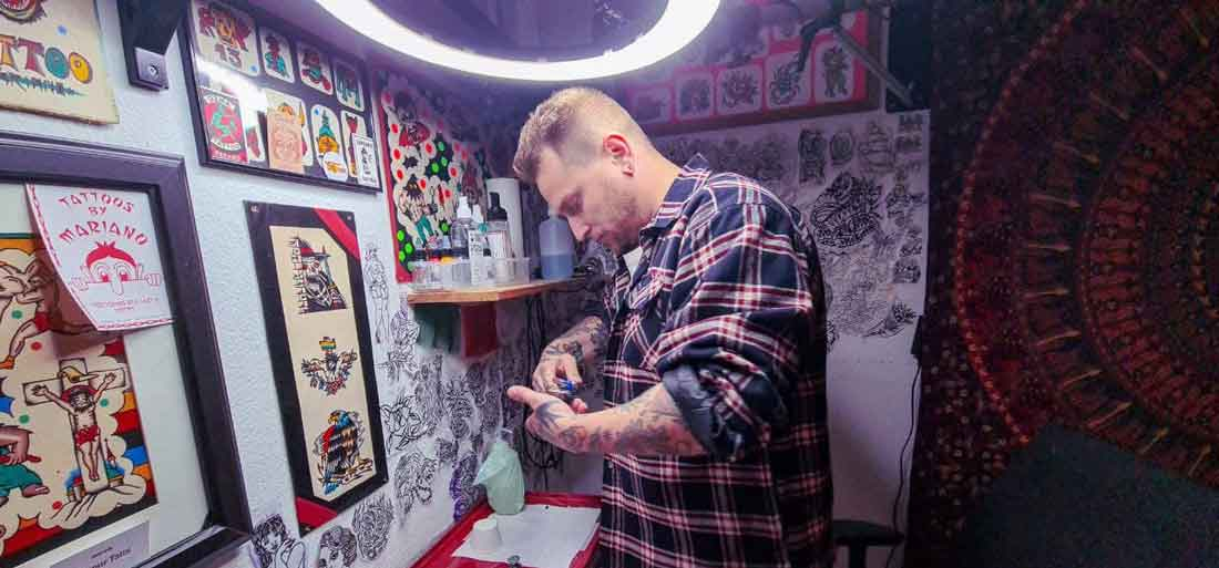 Berlin Tattoo Artists and Studios: Fotostrasse's favorites to help you get inspired